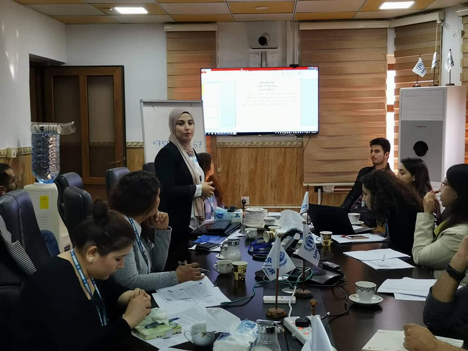 <a href='News.aspx?id=214&MapID=1'>به‌شداری ریكخراوی WOLA لەکۆبونەوەی مانگانەی (GBV working group meeting) لە UNHCR</>